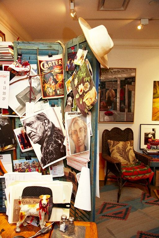 Mary Randolph Carter's Office At Ralph Lauren. Randolph CarterInterior  Design ...
