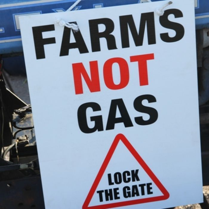 NSW to increase anti-CSG protest fines for trespass to $5,500, up to seven years' jail