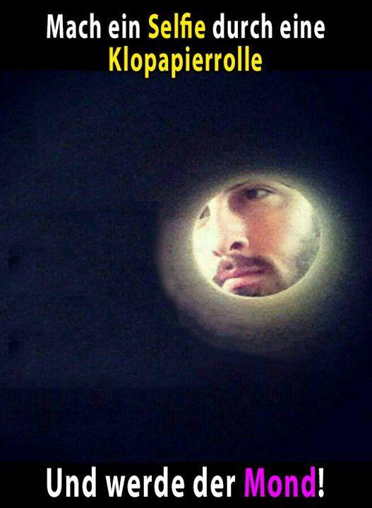 Werde Der Mond!!