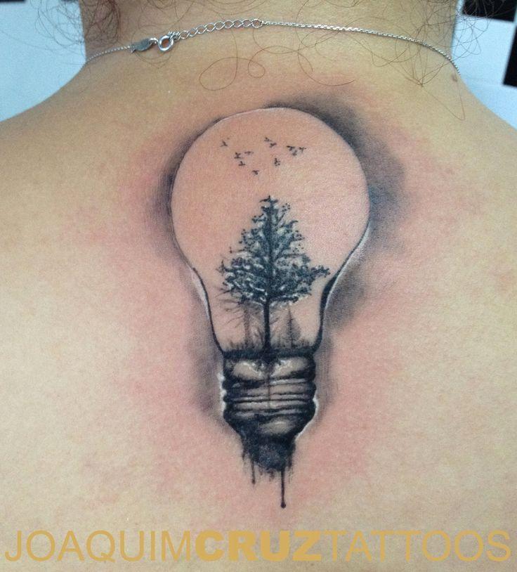 tattoo lampada
