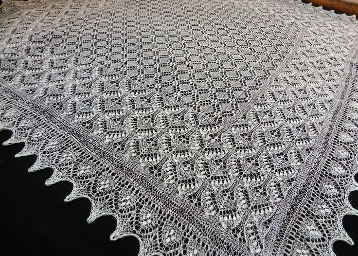119 best Estonian Lace Knitting images on Pinterest Lace ...