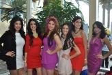 Las bellas de San José quieren un lugar en Nuestra Belleza Latina
