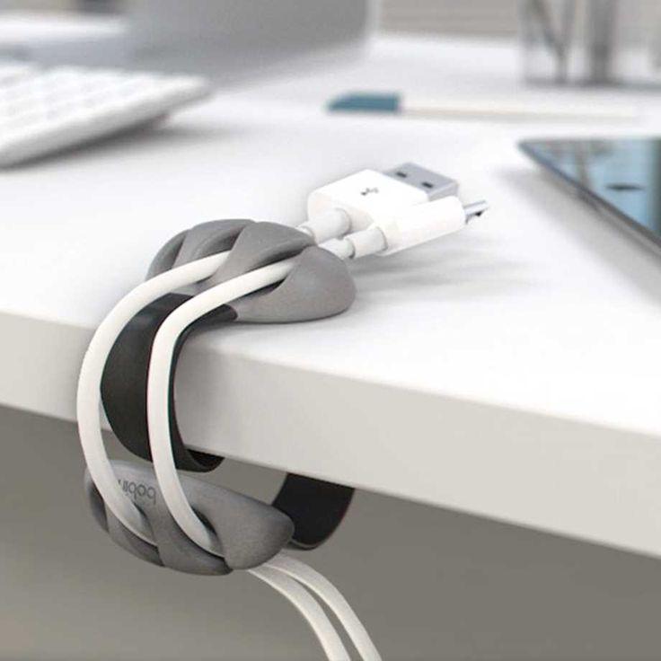 Sladdhållare - Desk Cable Clip