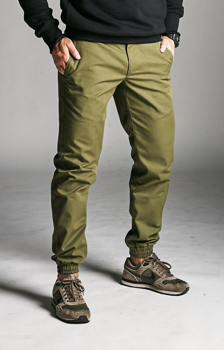 Classic Jogger Pants by Amokrun. Slimfited with #streetwear style.  www.amokrun.com
