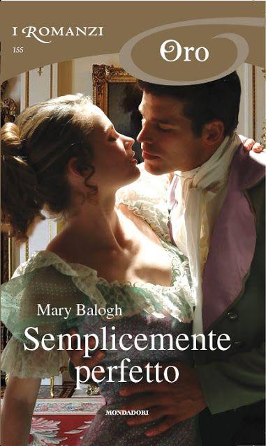 Leggo Rosa: SEMPLICEMENTE PERFETTO di Mary Balogh