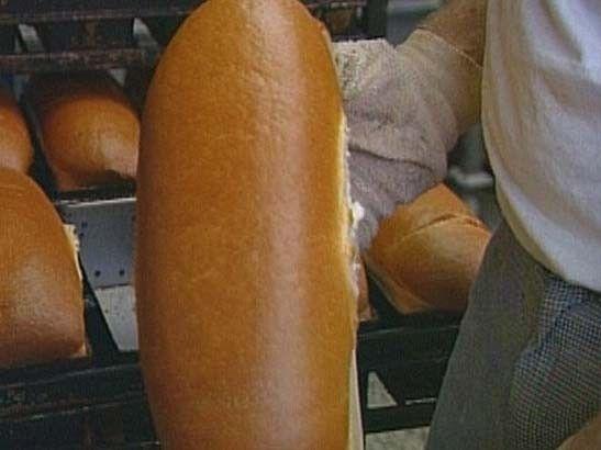 Verschil tussen een Nederlandse en Turkse bakker.