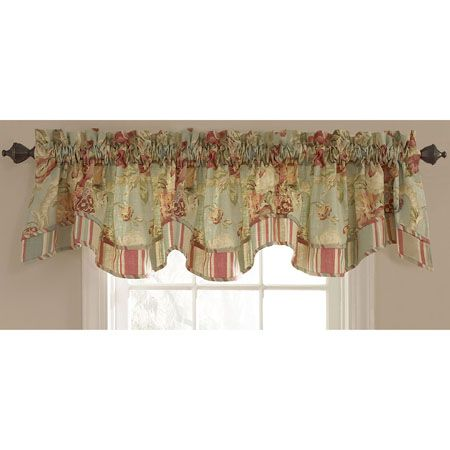 Spring Bling Waverly Valance - PC Fallon