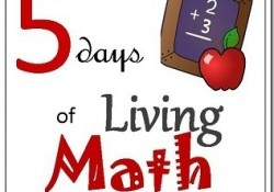 5 days of living math
