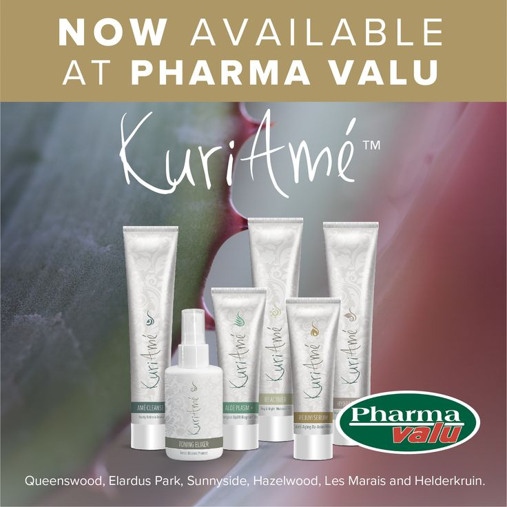KuriAmé is proud to announce that our Aloe skincare range is now available in all Pharma Valu Group Stores! You can find branches in Queenswood, Sunnyside, Hazelwood, Helderkruin, Elarduspark and Die Hoek Pharmacy in Les Marais. Get your set of #TheKuriAméWay at any one of these branches and not only do you get it at a discounted price but you can stand a chance to win a Toyota Aygo with Pharma Valu's in store promotion.