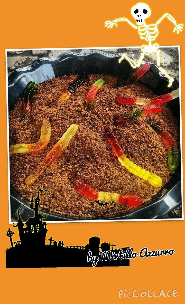 Mirtillo Azzurro: Ricetta Smart & Easy Halloween Edition: Lo sporco ...