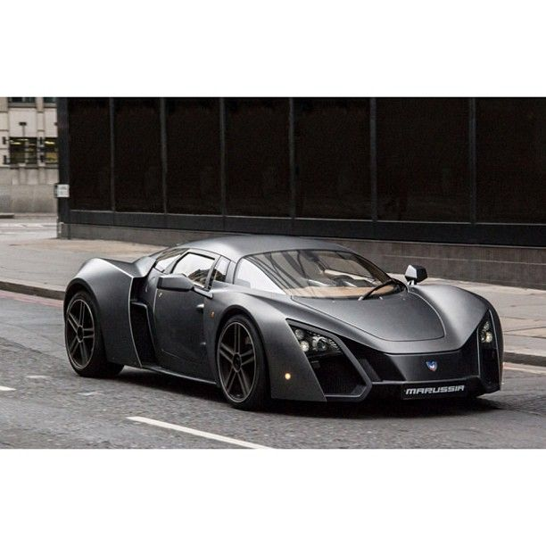 Outrageously Gorgeous Marussia B2! speechless!