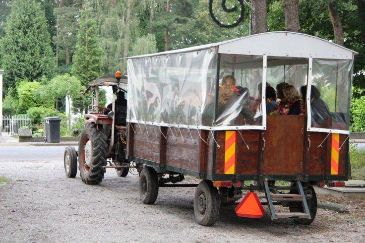 Foto Impressie 'Huifkarren' - Biejdetant: Ontspannen en genieten van het goede van Limburg