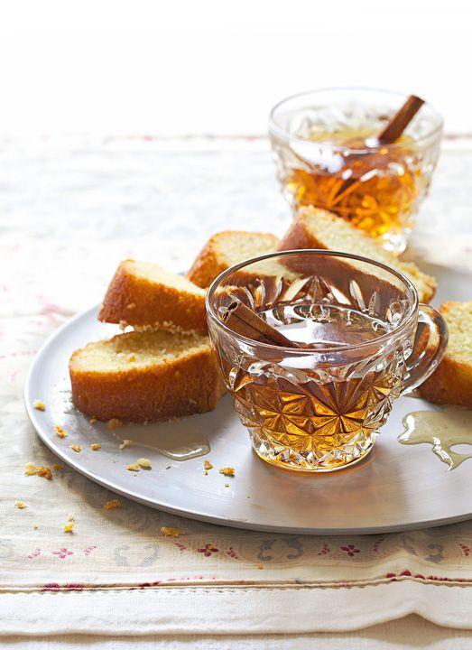 En esta receta te decimos cómo preparar pastel de ron del Caribe con té negro. ¡Delicioso!