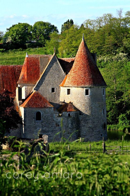 french castle, Loire