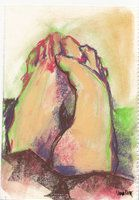 Feet in pastells by ImaginaryLea  Linnéa Ahlberg