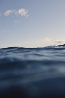 Deep blue sea ~