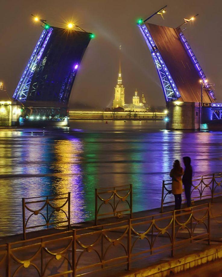развиваются какие мосты в питере разводятся картинка мужских