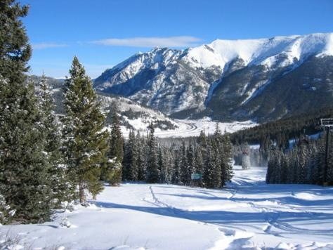 cant wait to be snowboarding down a mountain like this in a week!!!