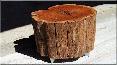 Organikus, natúr fa típusú bútorok - Bútorstílusok