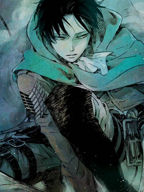 Rivaille Levi, Shingeki no Kyojin, Attack on Titan