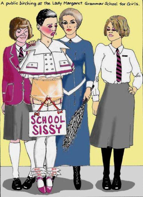 sissy school