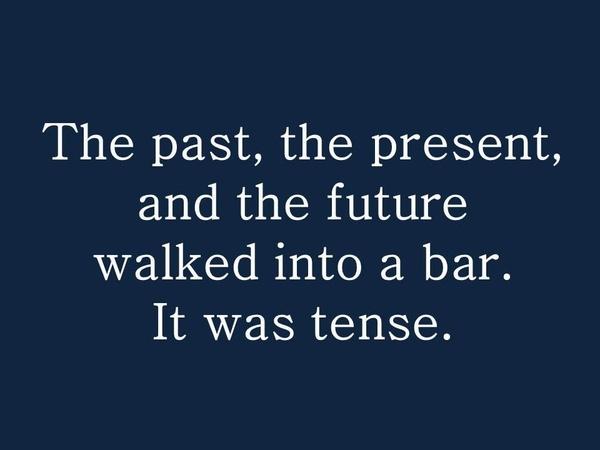 lolGrammar Jokes, Geek Humor, Nerd Jokes, English Teachers Humor, Grammar Humor, Funny Stuff, Funny Quotes, English Languages, Paste Presents Future