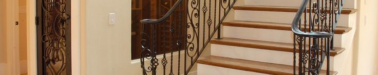 Are you seeking for Iron Balusters, solid wood handrail, stair treads or handrail components in Alaska? #stair_company_alaska #stair_parts_alaska #stairs_alaska