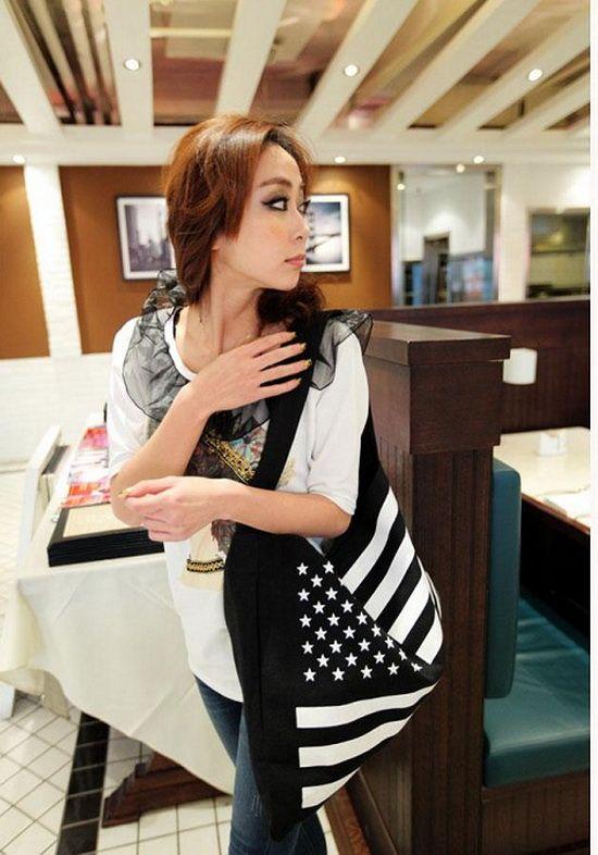 K152-Black (DISC -20%) » DZfashions #BUTIK #Fashion Online #Supplier #Baju #Tas Import Murah #Bag #Busana .