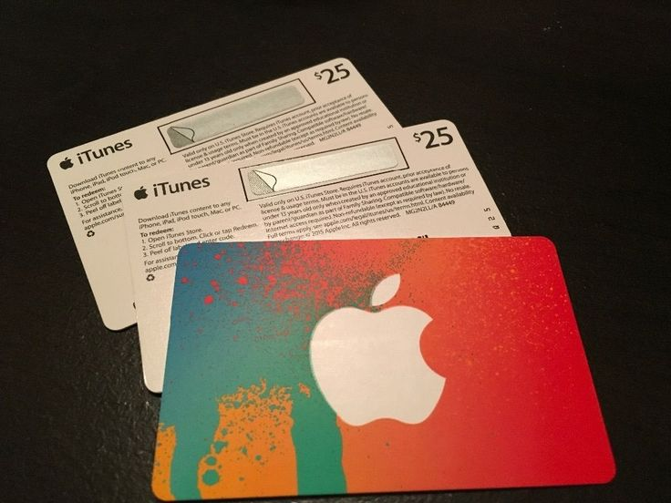 Apple itunes 75 gift card 3 of 25 http