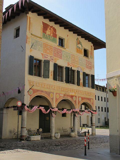Spilimbergo, Friuli-Venezia Giulia, Italy