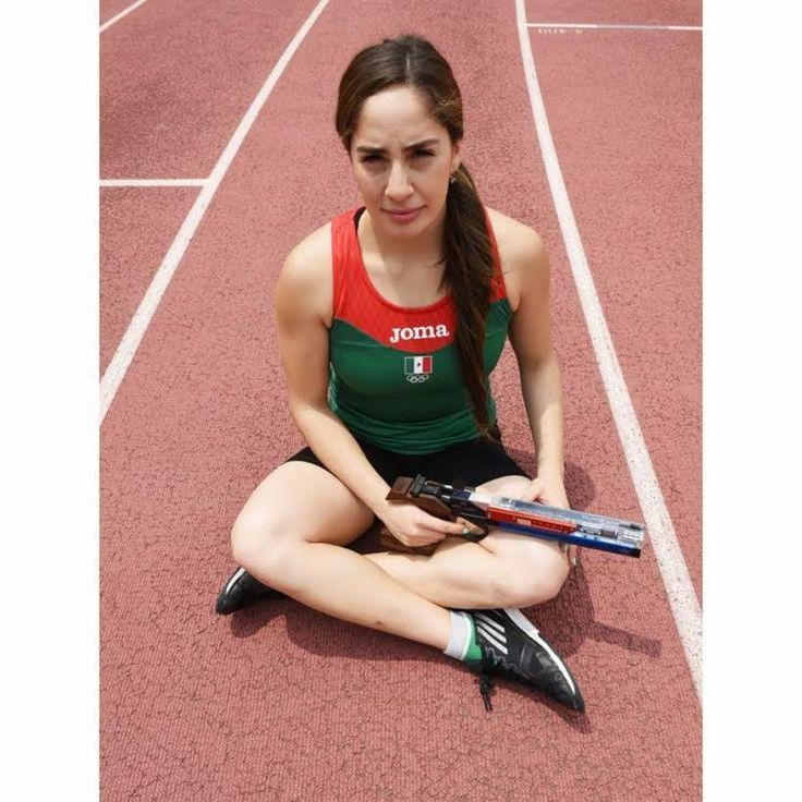 Tamara Vega primera pentatleta chihuahuense en calificar a Juegos Olímpicos 2016 | El Puntero
