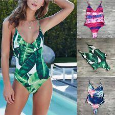 Γυναικεία μαγιό Μονόπετρο με μπικίνι κολύμπι μπικίνι κολύμβησης Μονοκίνι Bandage Bikini