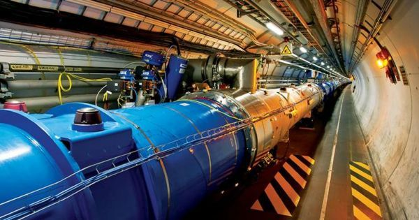 The Next Particle Collider Will Be Three Times Bigger Than the LHC