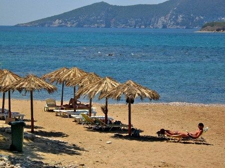 Kalamata beaches - Greece