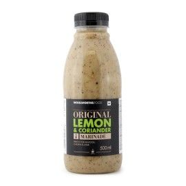 Original Lemon & Coriander Marinade 500ml | Woolworths.co.za