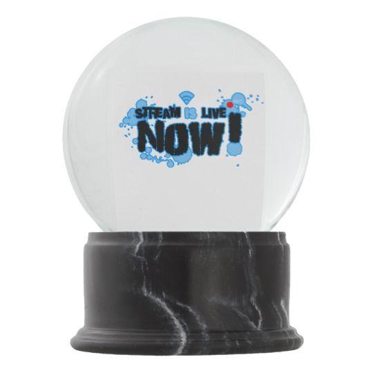 Stream Custom Snowglobe Snow Globes