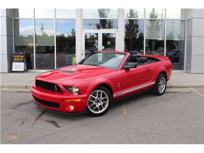 """""""Car - 2008 Ford Shelby  in Calgary, AB  $47,995"""""""