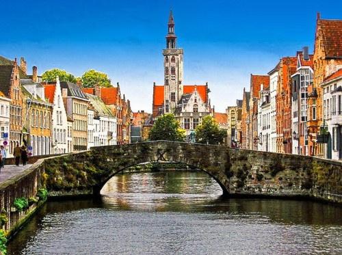 Bruges B Lgica Lugares Pinterest Belgica Viajes Y Lugares