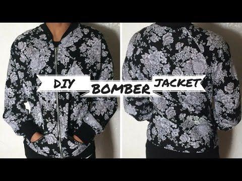 Along The Lines of Ysabel: DIY Floral Bomber Jacket