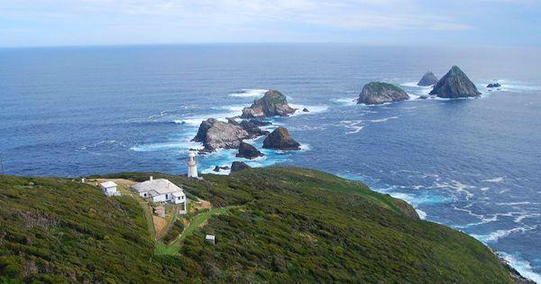 Dream Job Alert: You Can Now Get Paid to Run a Remote Tasmanian Island  via @PureWow