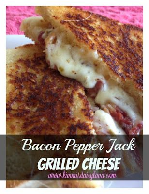 Did you know April 12 is National Grilled Cheese Day?! In preparation for this awesome occasion, I whipped up a new favorite this weekend, m...