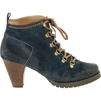 1729-829 - Paul Green Stiefeletten / Ankle Boots