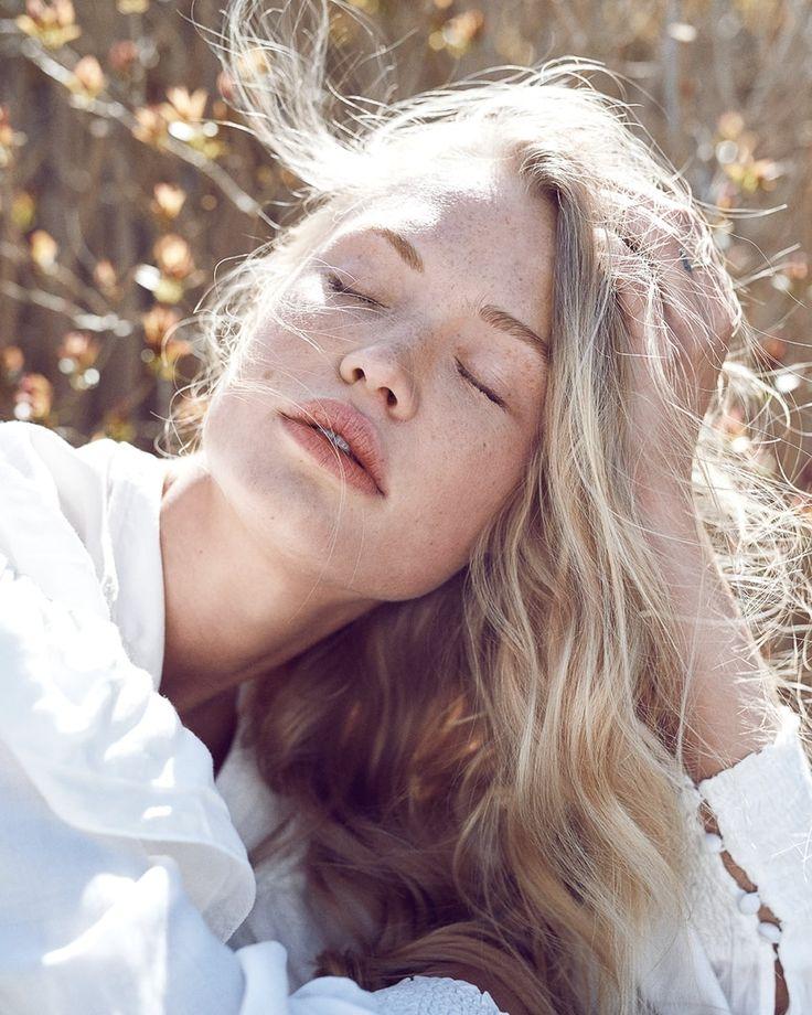 Photography:Sean McMenomyatTomorrow Management. Styled by:Mie Juel. Hair: Henrik Haue. Makeup: Mette Schou. Model:Camilla Christensen.