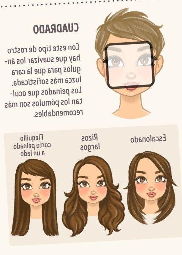 más de 25 ideas únicas sobre cortes de pelo para cara ovalada en
