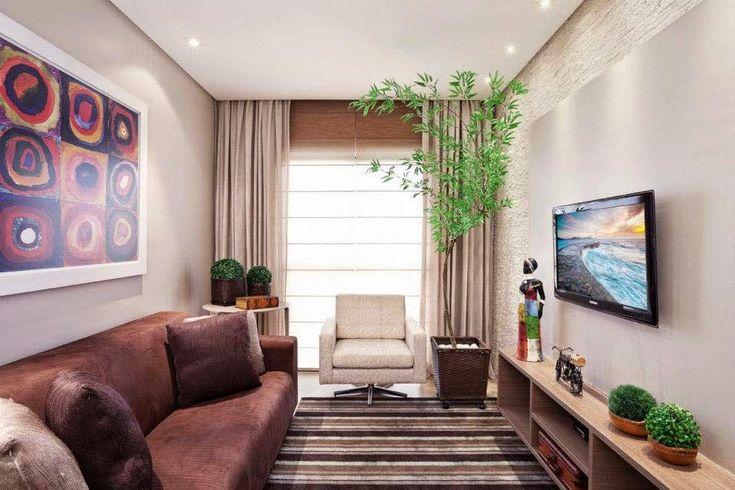 decoraciones de salas pequeñas modernas - Google Search
