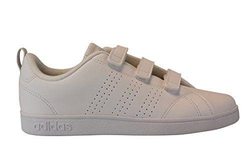 adidas Vs Advantage Clean CMF C, Baskets Mode Mixte enfant #adidas #Advantage #Clean #Baskets #Mode #Mixte #enfant