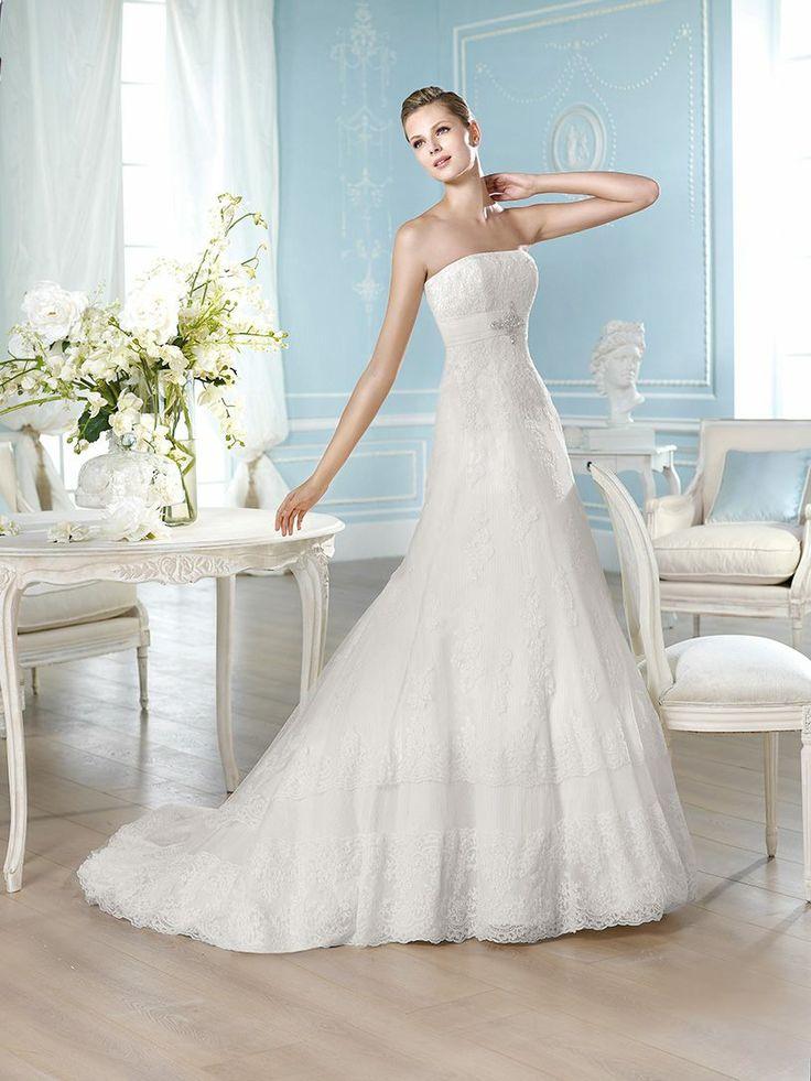 7 besten Inspiration fürs Hochzeitskleid Bilder auf Pinterest ...