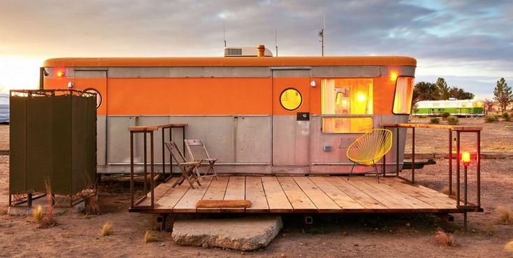 10 Airstreams That Take Glamping to a Whole New Level via Brit + Co