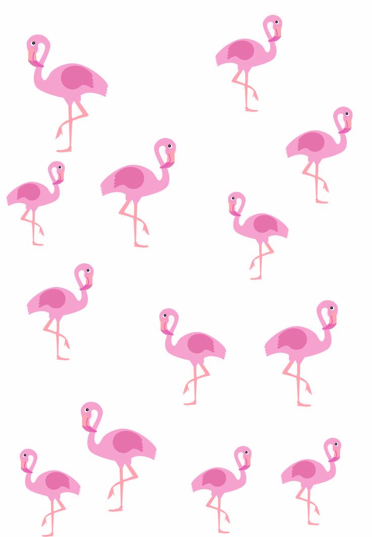 Flamingo print. eeflillemor on instagram | Artworks ...