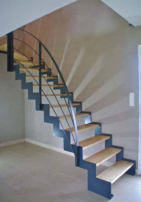 25 Best Ideas About Escalier Quart Tournant On Pinterest